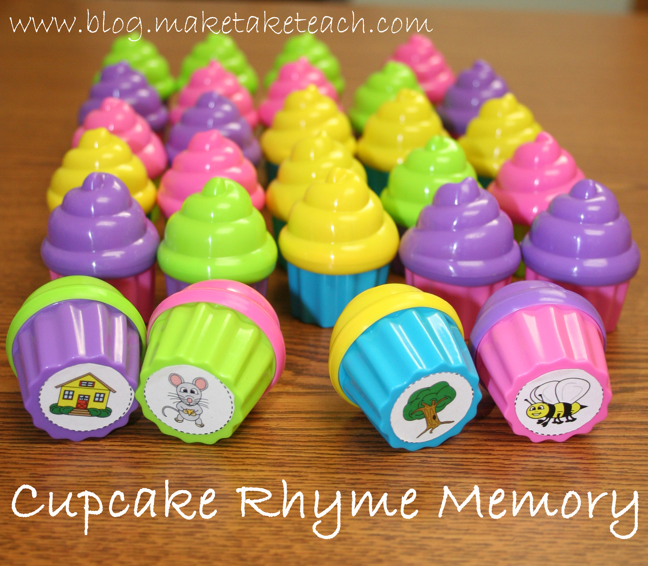 Cupcake Game