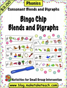 Bingo Chip Blends