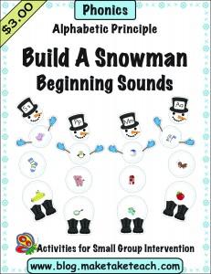 Build a snowman Alpha