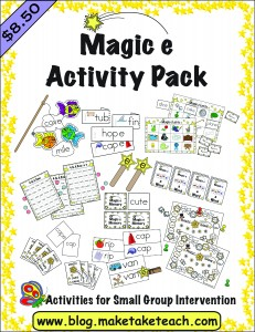 Magic e pack