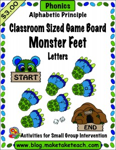 Monster Feet Alpha