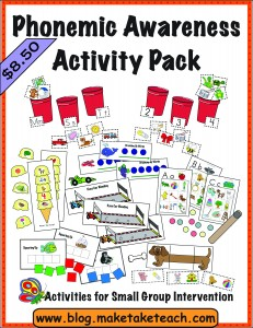 PA activity pack
