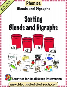 Sorting blends&Di