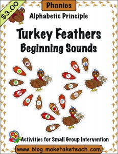 Turkey Alphabet