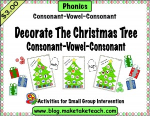 christmas tree cvc