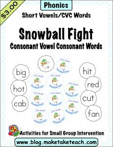 snowball Cvc
