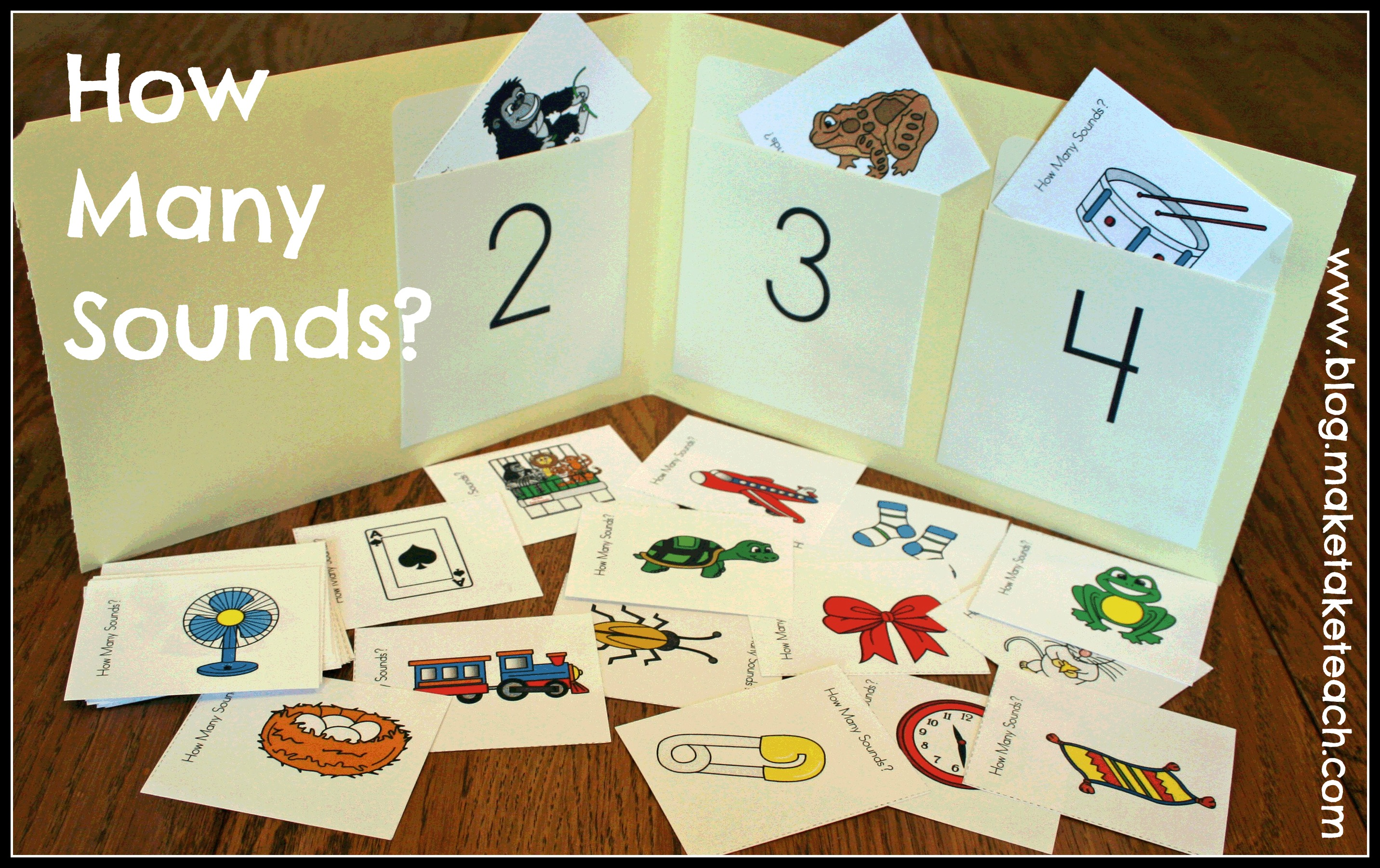 8 Great Ideas For Teaching Segmenting And Blending Make