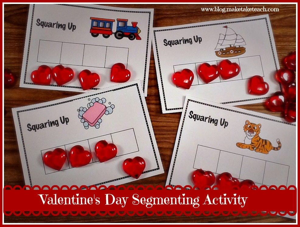 Valentines day group activities