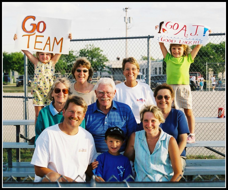 baseball picfamily