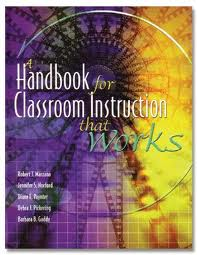 Handbook for Classroom Instruction