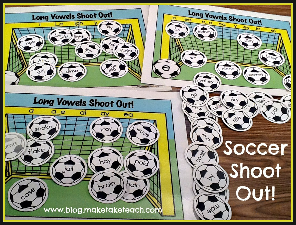 Long Vowel shoot out