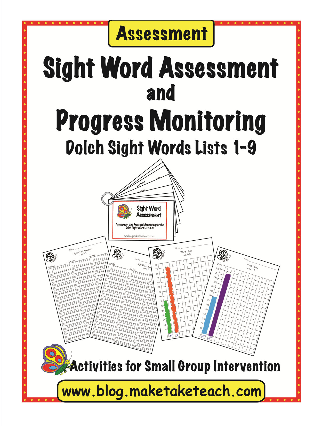 Sight Word Assessmentprevpg1