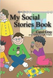 Social Story bookcrop