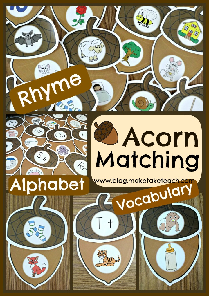 Acorn Match Collage Final