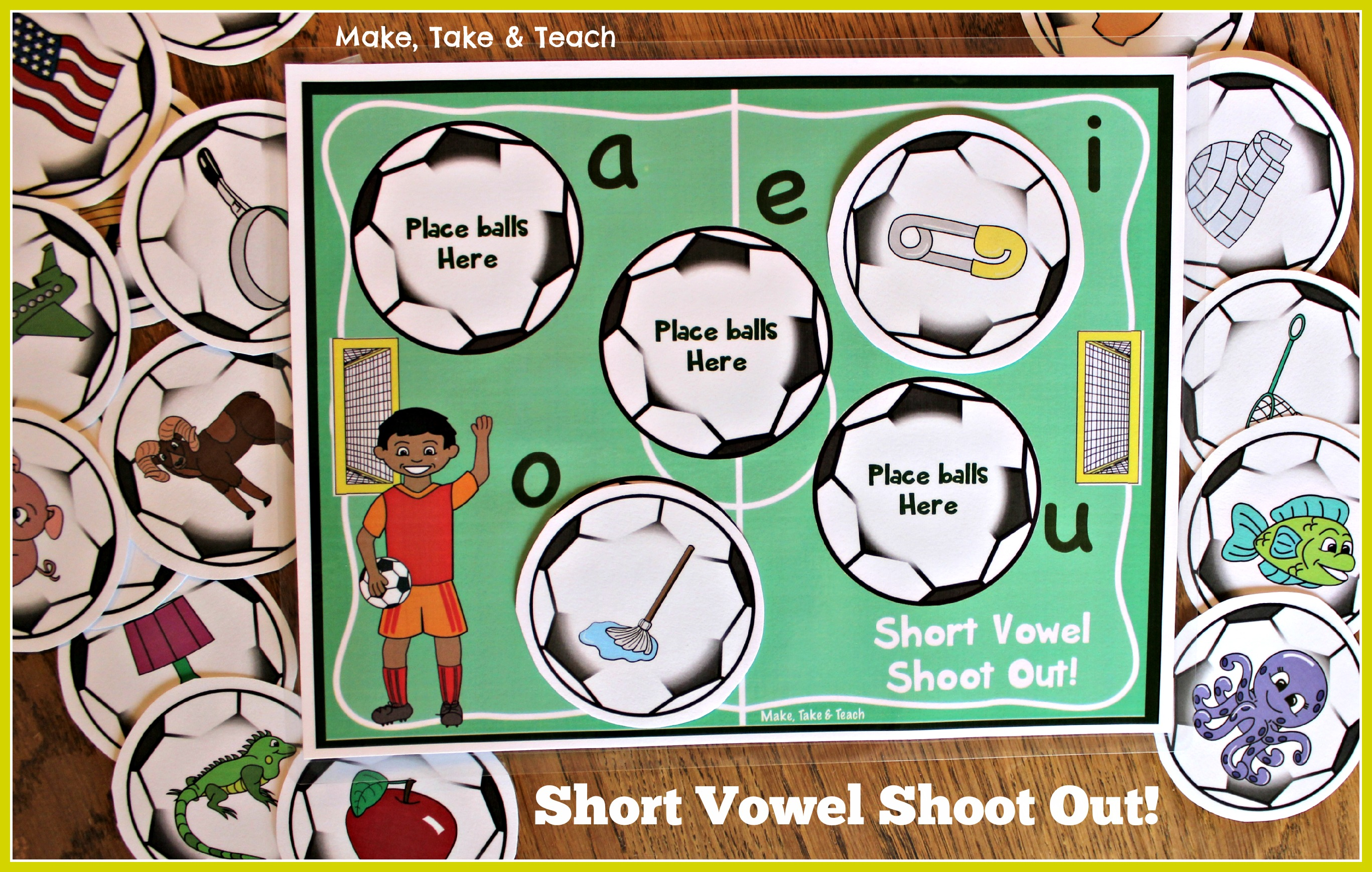 Short Vowel Shoot Out bp