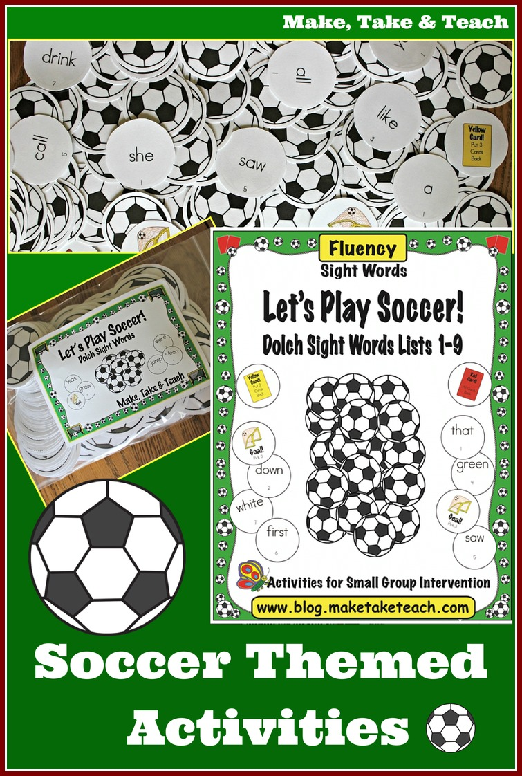 Soccer Themed BP