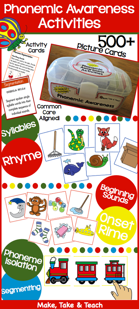 Pin- Phonemic Awareness Activities .001