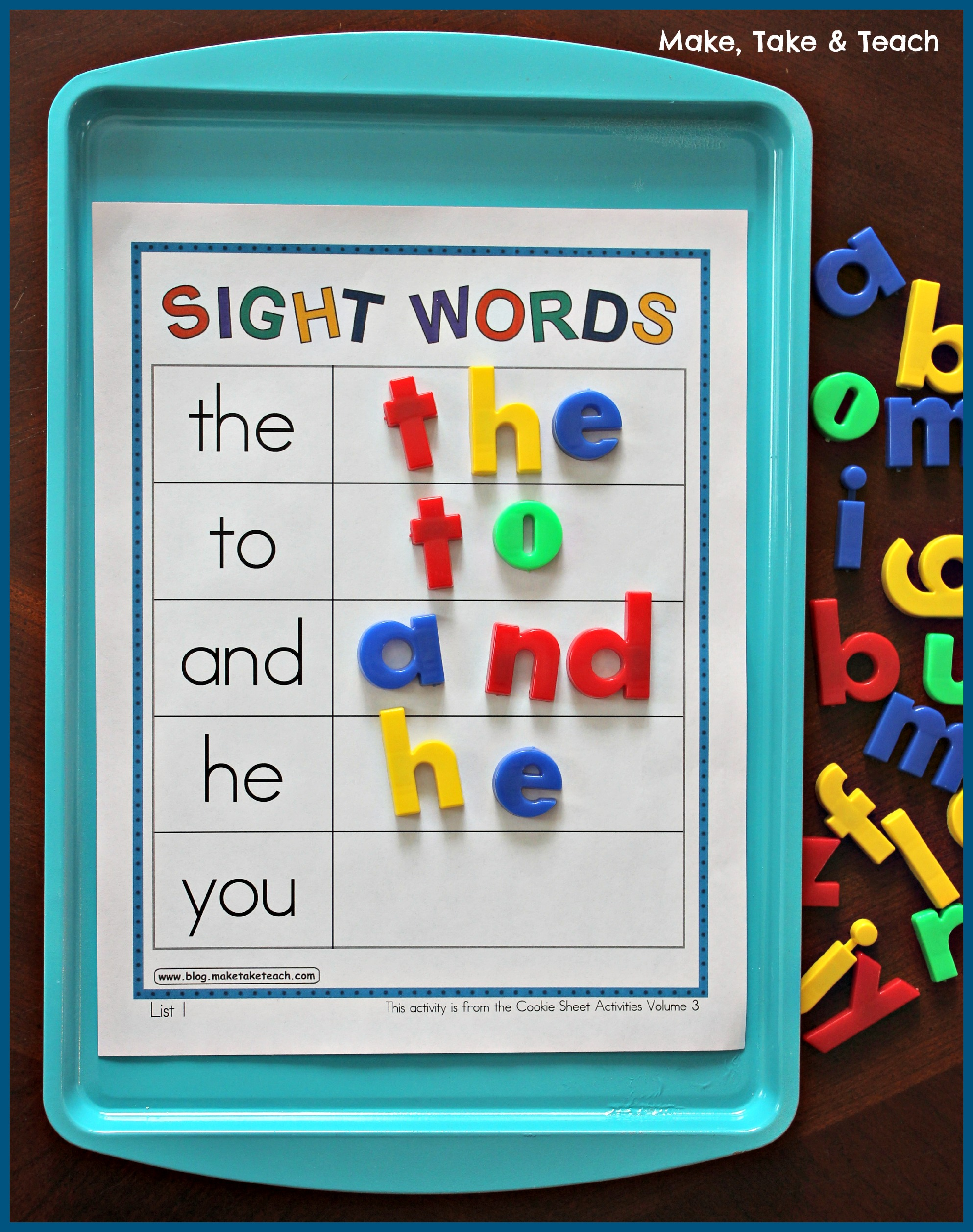 Blends/Digraphs Sight sheet Cookie Bundle  Sheet Families and  cookie word sight Words, Word for
