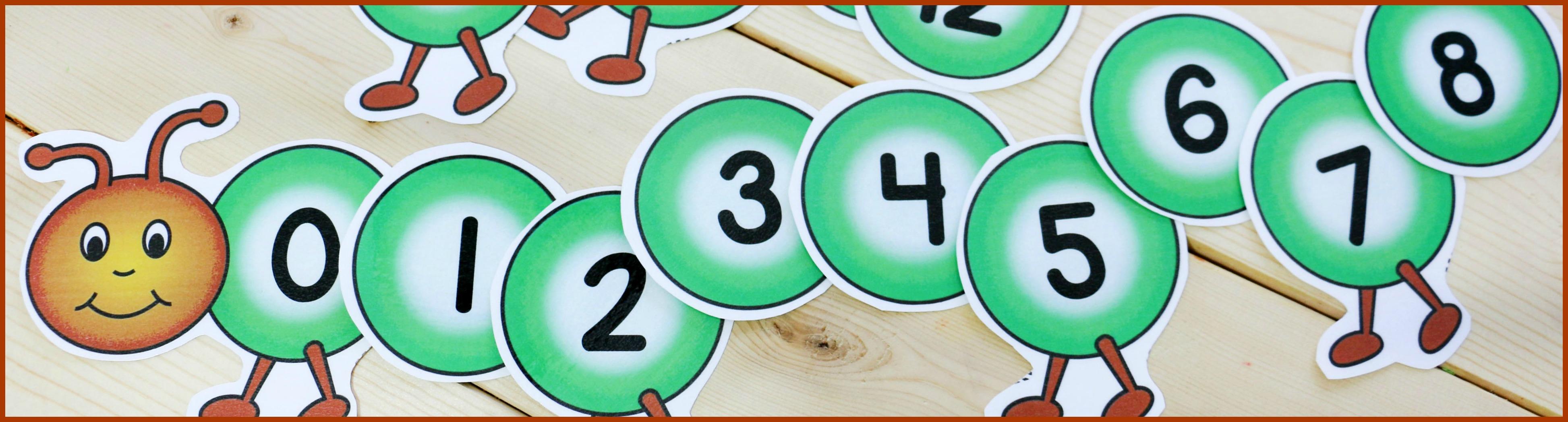 Spring Themed Math Bundle - Make Take & Teach