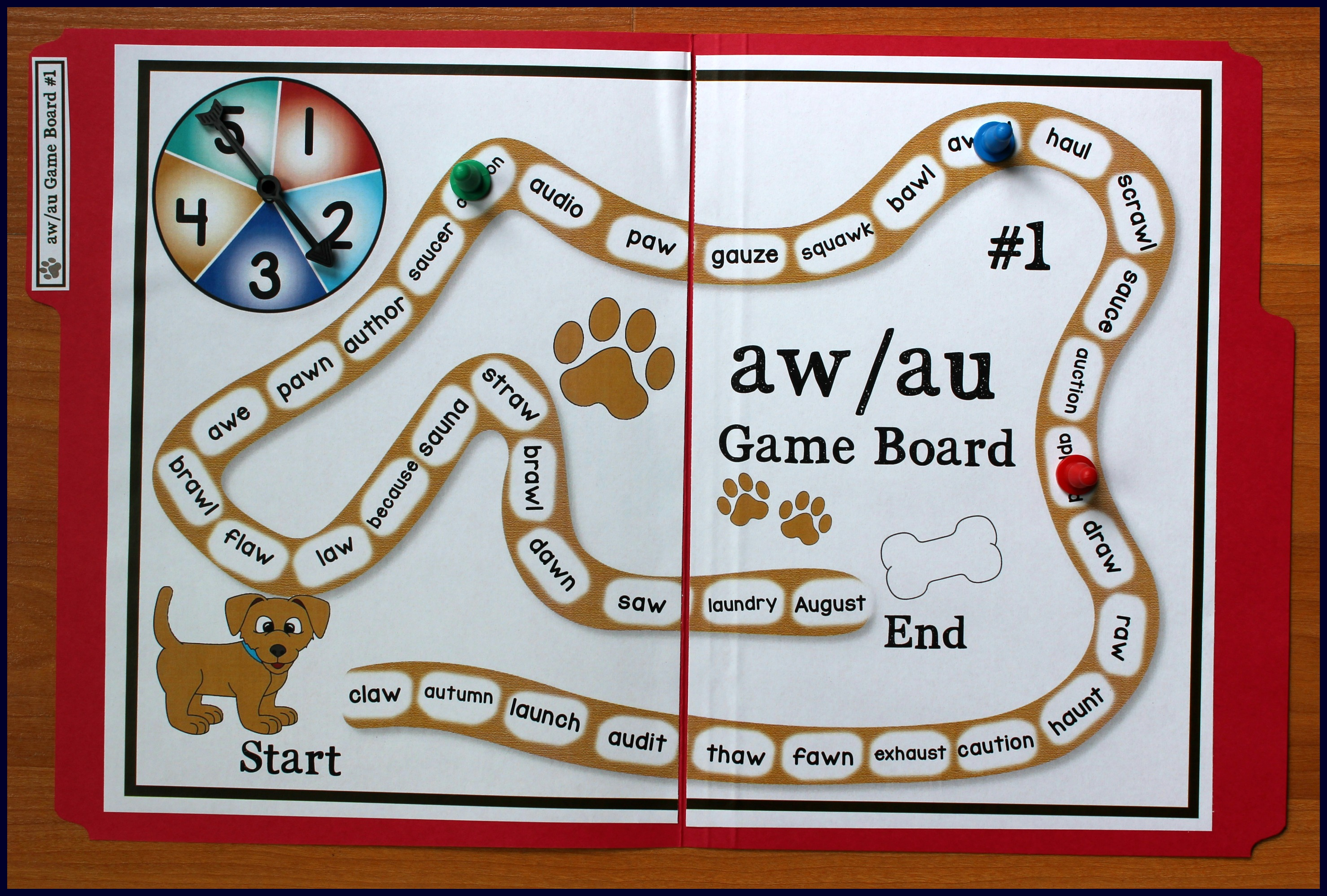 Activities For Teaching The Auaw Digraphs on Activities For Teaching The Auaw Digraphs