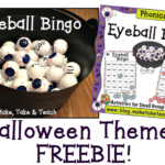 Eyeball Bingo Feature