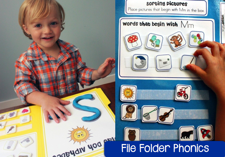 File Folder AlphabetB 7.23.001