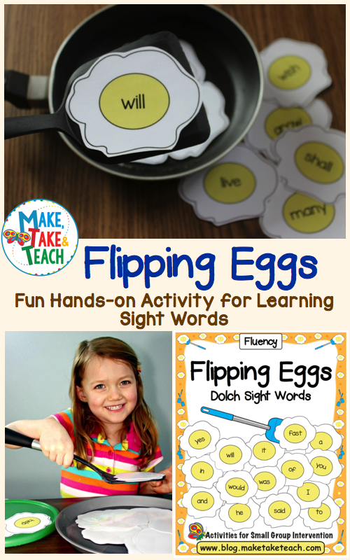 Flipping Eggs Pin