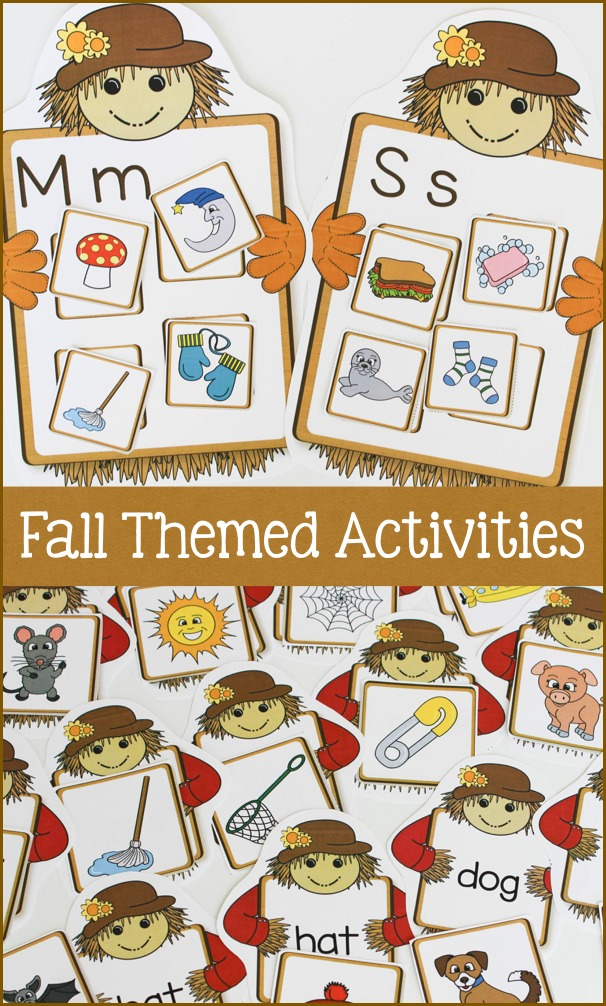 fall themed activities
