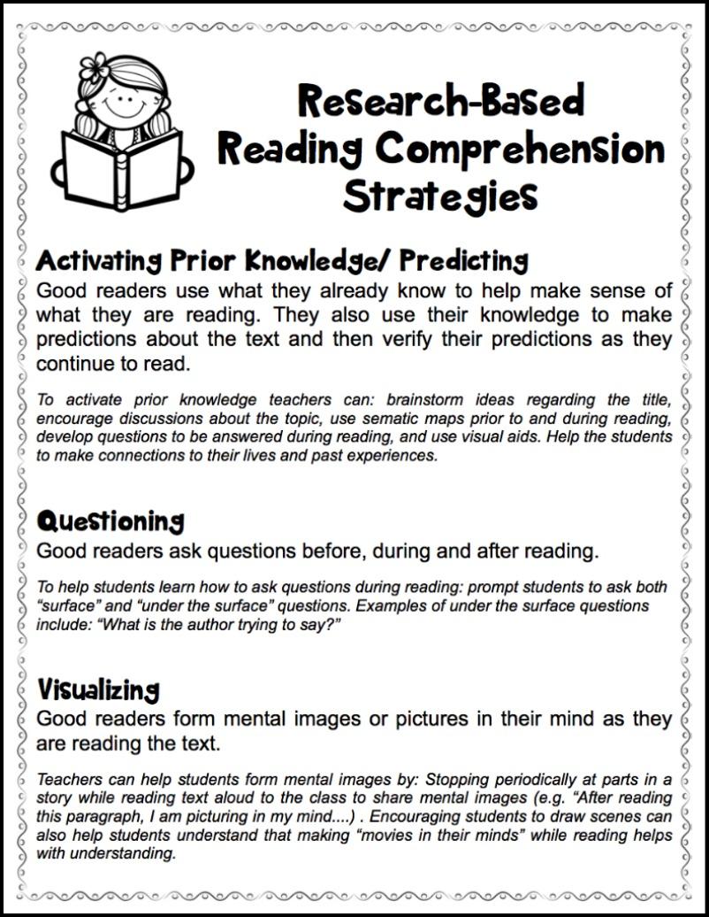 - Fostering Thoughtful Literacy - Make Take & Teach