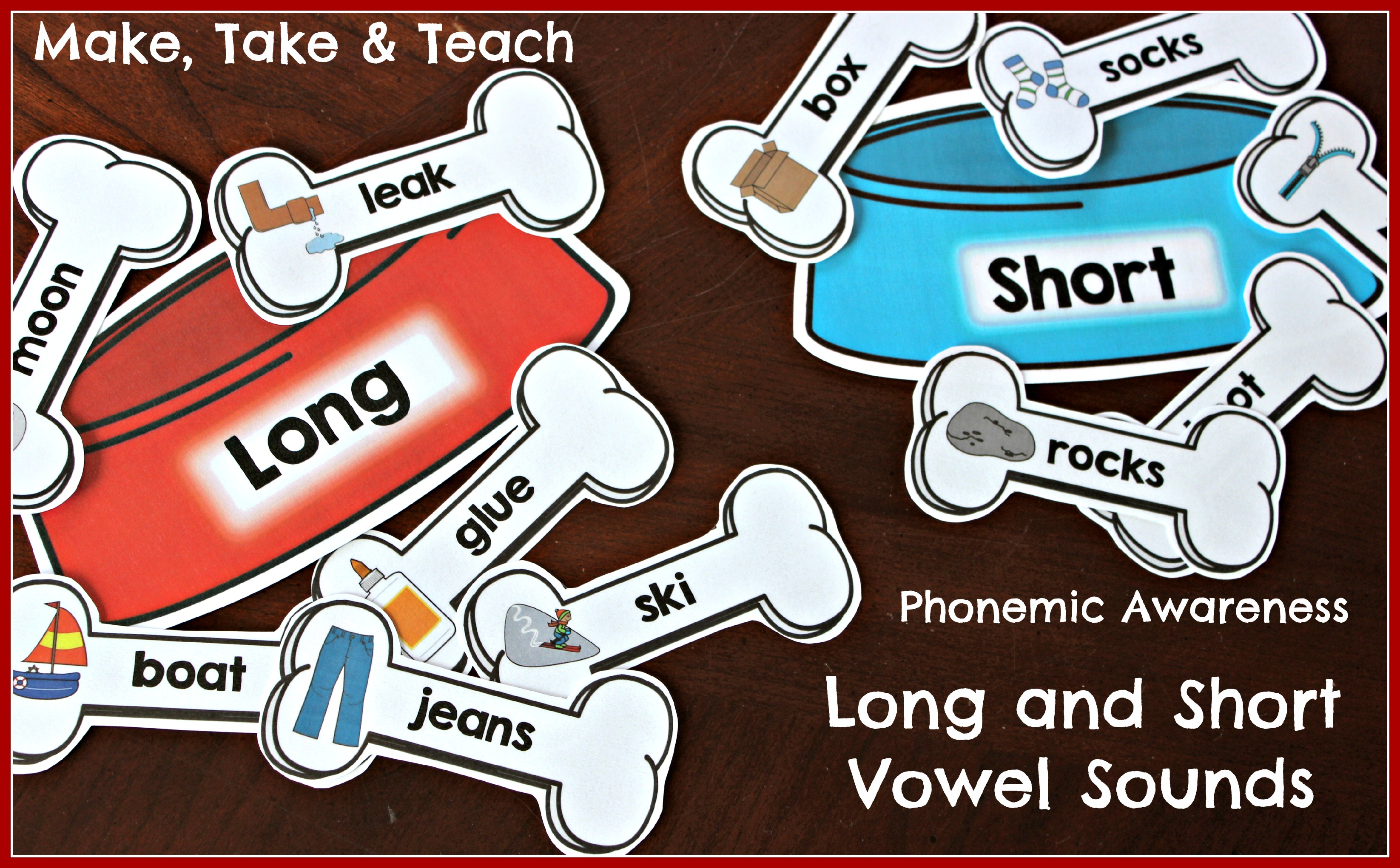 picture regarding Printable Short Vowel Games titled 8 Palms-Upon Actions for Schooling Extensive and Small Vowel