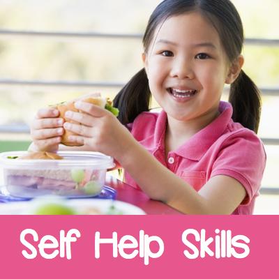 How Can We Help Kids With Self >> Getting Ready For Kindergarten Self Help Skills Make Take Teach