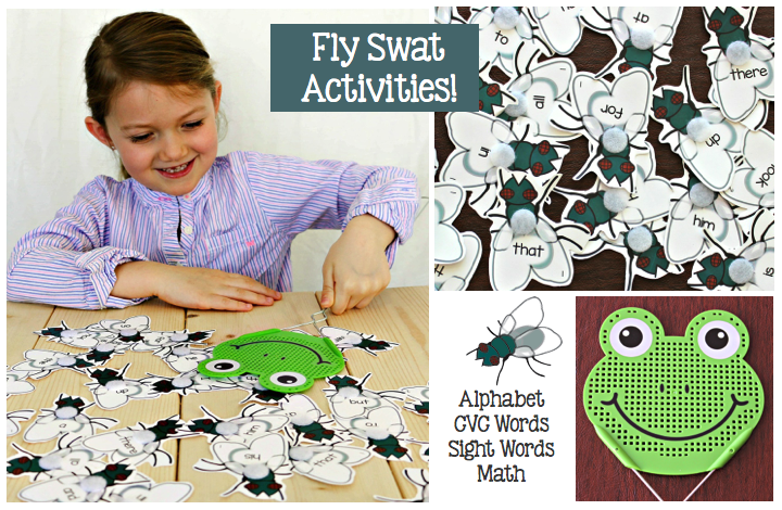 Fly Swat Activities Make Take Amp Teach